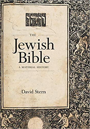 Jewish Bible, The: A Material History